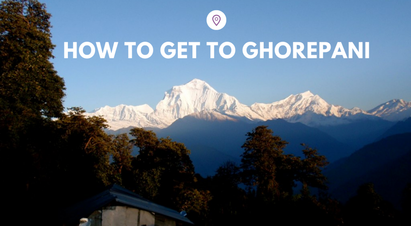 Trek: How You Get To Ghorepani?