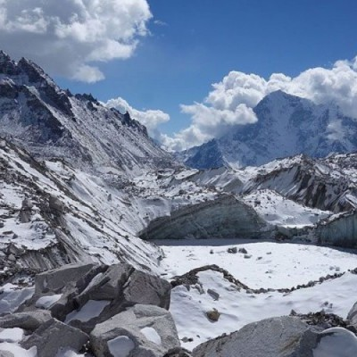 Trek To Chola Pass
